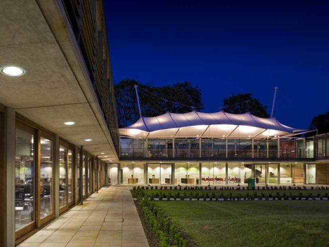 The National Tennis Centre - Roehampton SW15